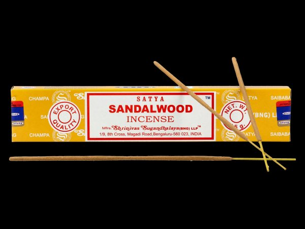 Incense Sticks - Sandalwood by Satya