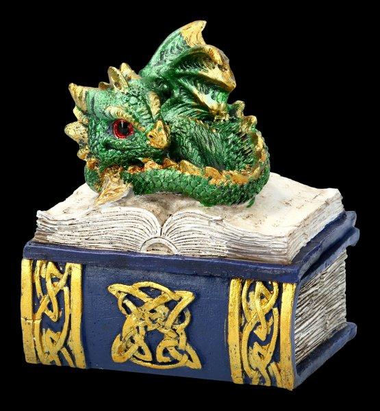 Dragon Box - Bedtime Stories - green