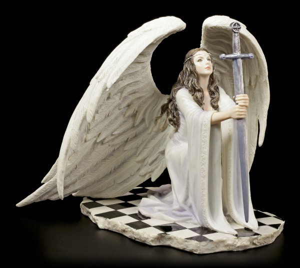 Anne Stokes Angel Figure - The Blessing