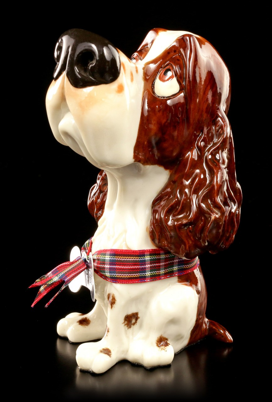 Hunde Figur - Springer Spaniel Ben - Little Paws