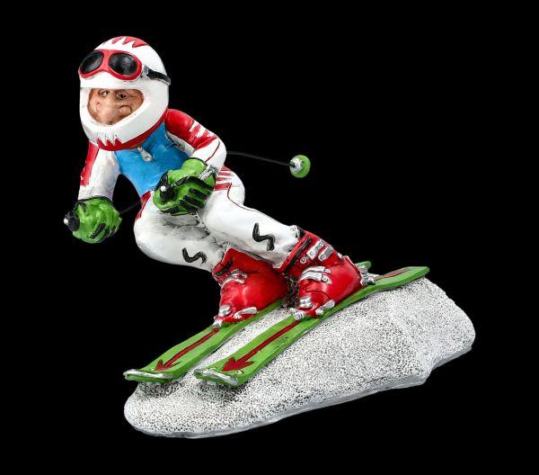Funny Job Figur - Skifahrer