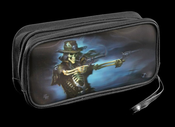 3D Pencil Case with Reaper - Gunslinger