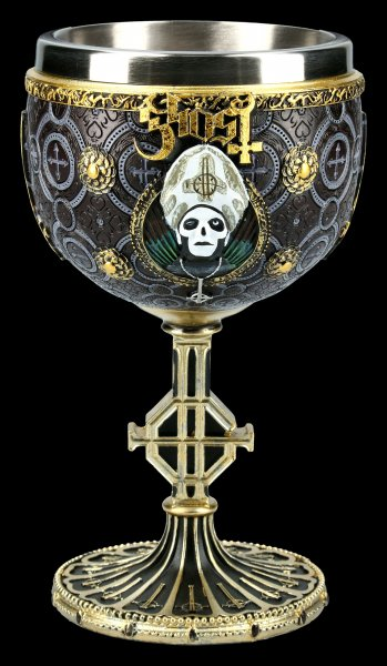 Ghost Goblet - Gold Meliora