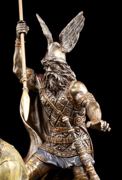 Hagen & Siegfried Figurines - Siegfried's Death