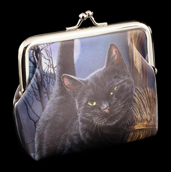 Geldbeutel mit Katze - A Brush with Magic