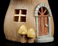 Kleines Pilzhaus mit LED Beleuchtng - Mystical Mushroom