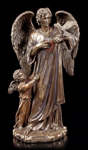 Erzengel Chamuel Figur - Engel der Liebe und Harmonie