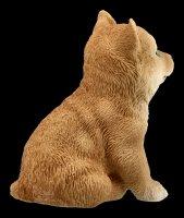Dog Figurine - Shiba Inu