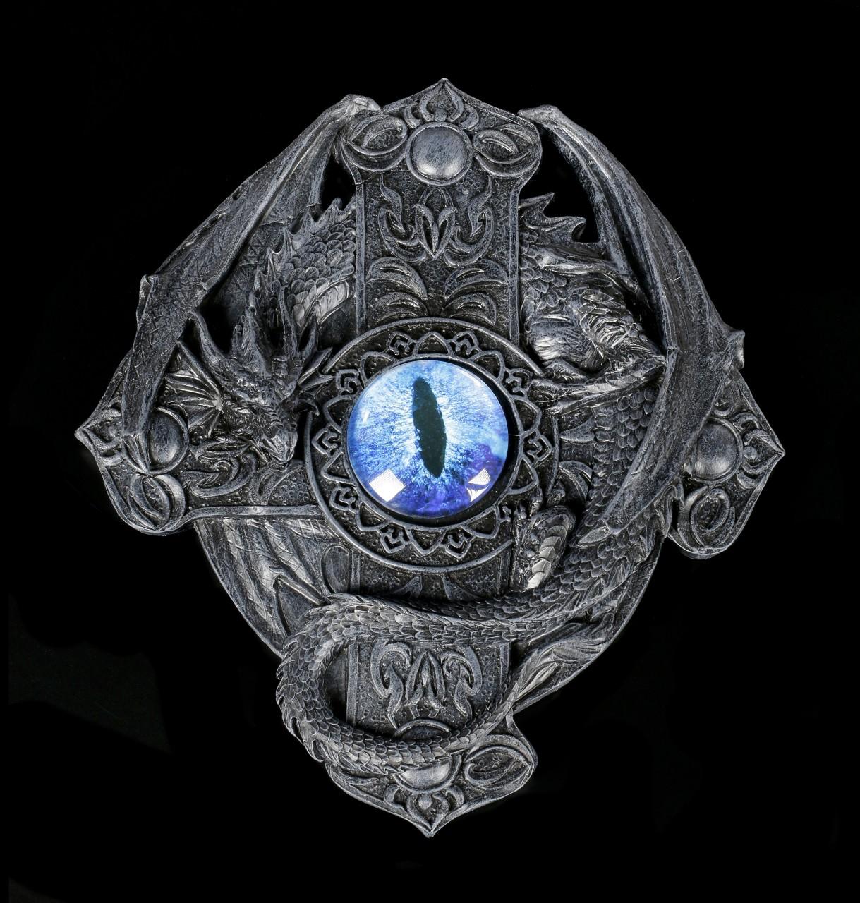 Drachen Schatulle - Ice Dragon