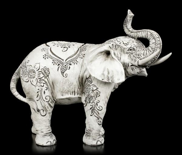 Indische Elefanten Figur - Henna