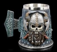 Viking Skull Tankard - Danegeld