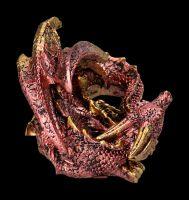 Red Dragon Figurine - Aaden