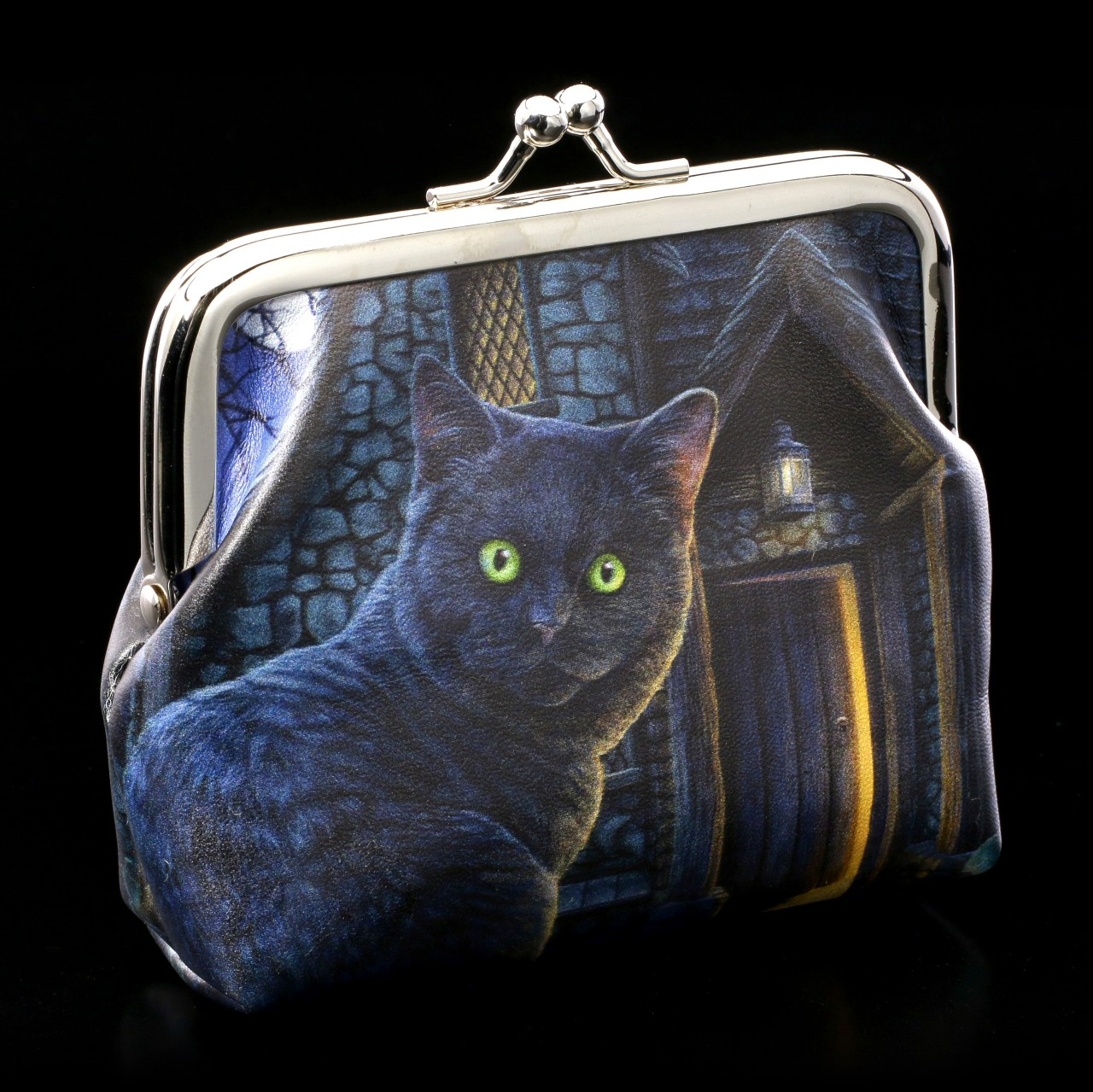 Coin Purse with Cat - What Lies Within