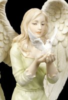 Angel Figurine - Heavenly Peace