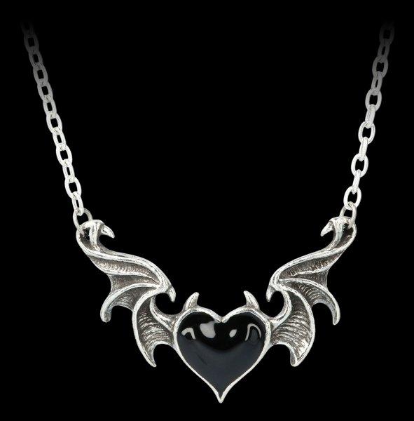 Alchemy Gothic Halskette - Blacksoul