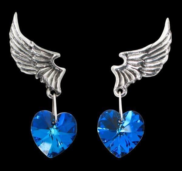 Alchemy UL17 Earrings - El Corazon