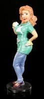 Funny Job Figurine - Dental Assistant