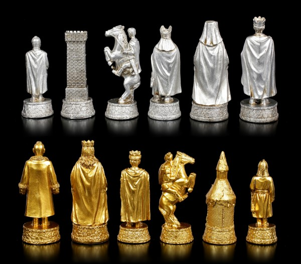 Chessmen Set - Siegfried and the Nibelungen