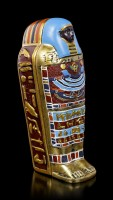 Sakkara Sarcophagus with Mummy