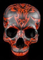 Black Skull without Jaw