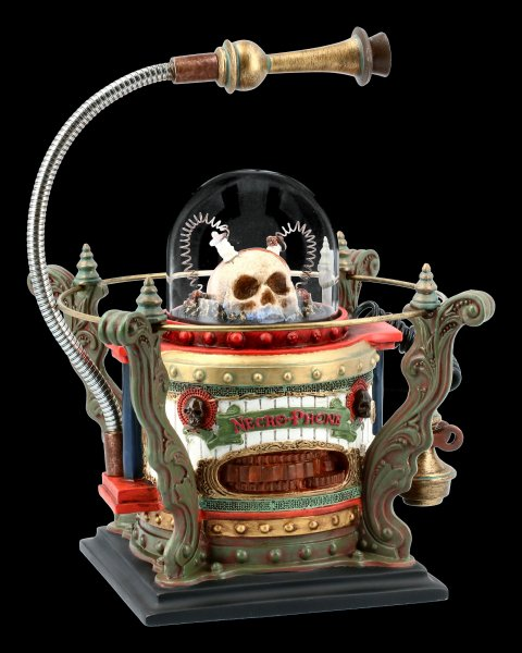 Necrophone Figur by Miles Pinkey