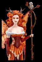 Amy Brown Elfen Figur - Pumpkin Queen