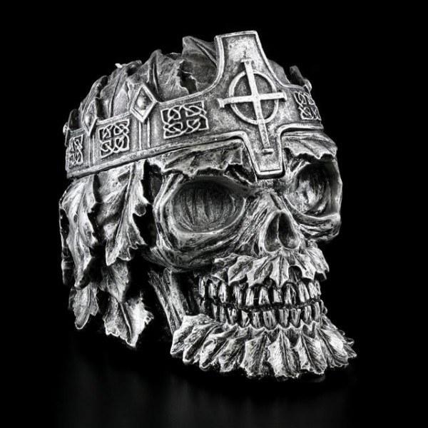 Totenkopf Ascher - Greenman King
