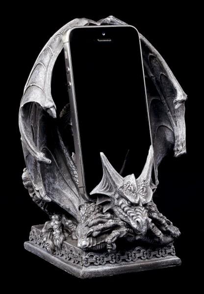 Drachen Smartphone Halter - Dragon's Rest