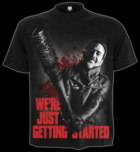 T-Shirt - The Walking Dead - Negan