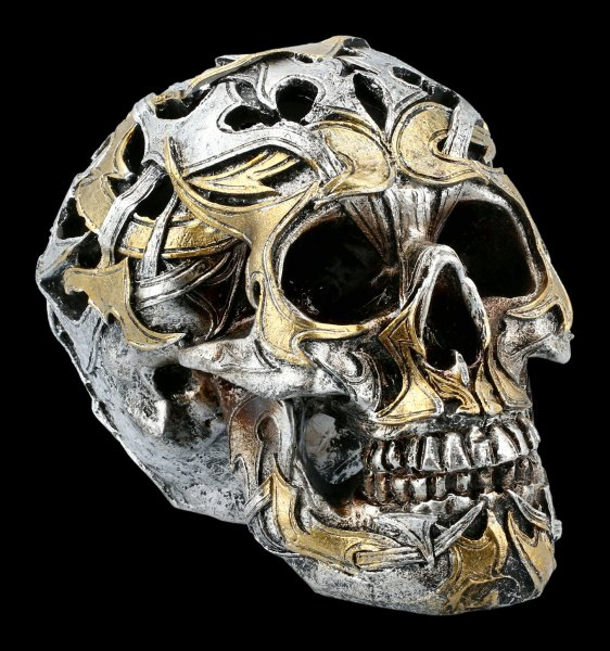 Skull - Tribal Traditions - small