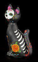 Cat Figurine - Day of the Dead - Kitty