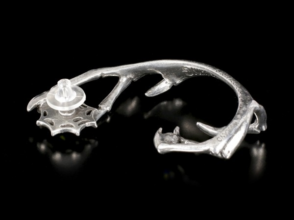 Alchemy Ohrschmuck - Demon silver