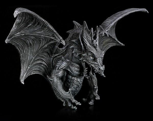 Drachen Wandrelief - groß