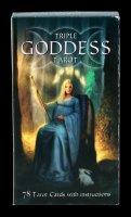 Tarotkarten - Triple Goddess