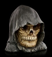Reaper Figurine with LED - Colorful Eyes