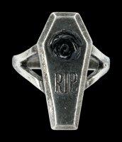 Alchemy Sarg Ring - RIP Rose
