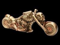 Steampunk Skeleton Bike - Corpse Cruiser
