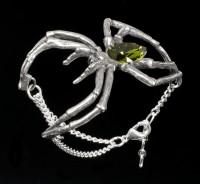 Alchemy Wriststrap - Emerald Venom