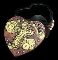 Steampunk Schatulle - Herz