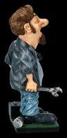 Funny Job Figurine - Mechanic Al