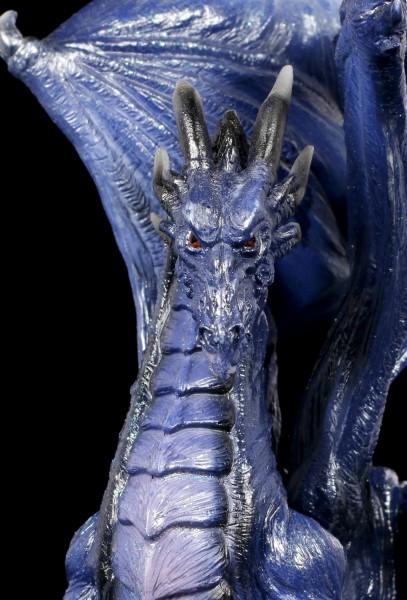 Midnight Dragon Figurine