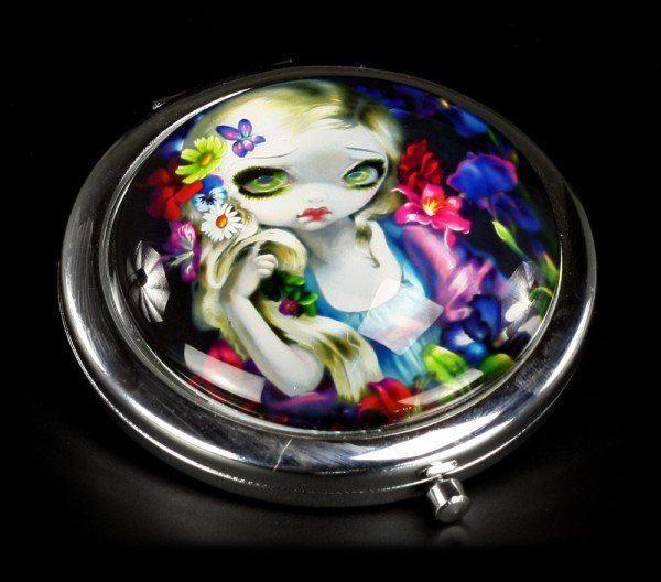 Taschenspiegel - Elfe Flora