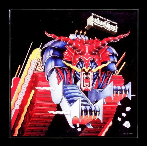 Judas Priest Crystal Clear Picture - Defenders of the Faith