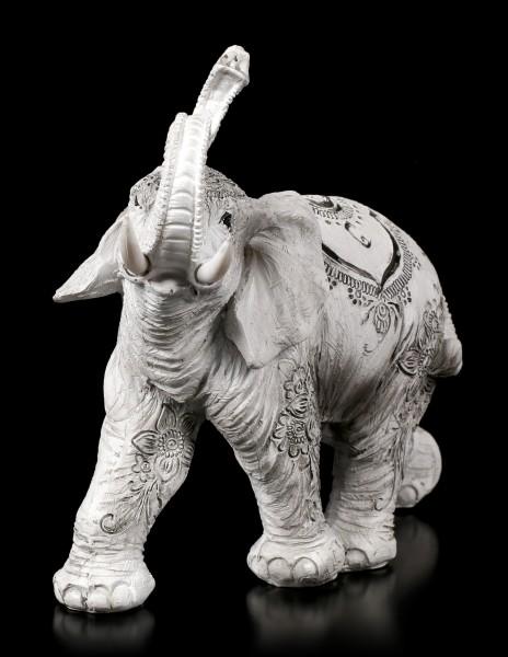 Elefanten Figur - Henna Hope