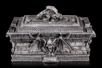 Ancient Box with Gargoyles