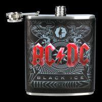 AC/DC Flachmann - Black Ice