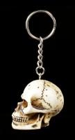 Skull Keyring - Bad Look