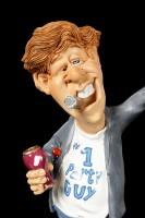 Funny Job Figurine - Party Guy #1