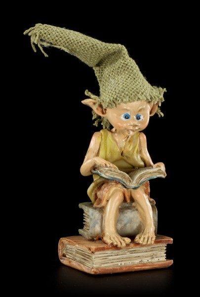 Pixie Kobold Figur - Wie war das