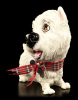 Hunde Figur - West Highland Terrier Harry - Little Paws